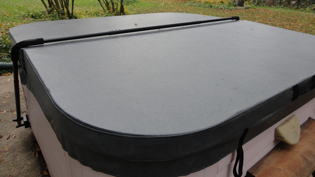 Your spa or hot tub cover
